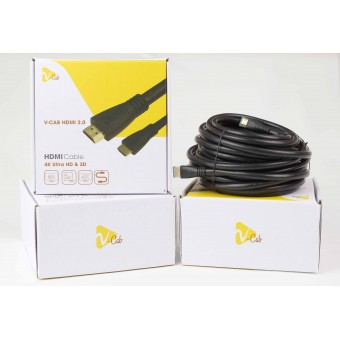 Cáp HDMI 15m Tốc Độ Cao 24AWG CL2 V-CAB HDMI15A