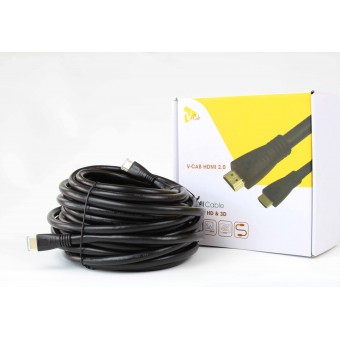 Cáp HDMI 10m Tốc Độ Cao 24AWG CL2 V-CAB HDMI10A
