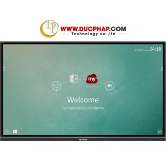 Màn Hình Tương Tác Thông Minh ViewSonic IFP8650-2