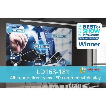 Màn Hình LED Thương Mại Cao Cấp ViewSonic LD163-181