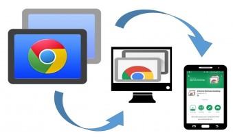 Hướng Dẫn Truy Cập Và Điều Khiển Từ Xa Bằng Phần Mềm Chrome Remote Desktop Trên Điện Thoại Và Máy Tính
