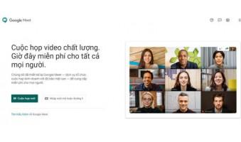 Hướng Dẫn Sử Dụng Google Meet Phần Mềm Họp Trực Tuyến, Học Online Sử Dụng Trong Môi Trường Doanh Nghiệp Và Giáo Dục