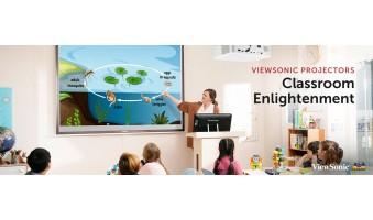 ViewSonic SP16 – Máy Chiếu Lớp Học Đáng Mua Nhất Cho Mọi Không Gian Giáo Dục