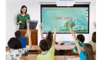 Máy Chiếu Trường Học, Lớp Học Công Cụ Hỗ Trợ Đắc Lực Trong Mỗi Bài Giảng