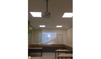 Công Ty Đức Pháp Cung Cấp Và Lắp Đặt Máy Chiếu Phục Vụ Cho Các Lớp Học