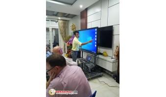 Cung Cấp Và Lắp Đặt Màn Hình Tương Tác Thông Minh ViewSonic Cho 1 Công Ty  Bảo Hiểm Tại Quận Thanh Xuân - Hà Nội