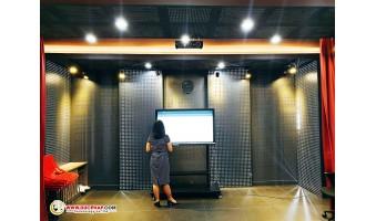 Cung Cấp Và Lắp Đặt Màn Hình Tương Tác Thông Minh ViewSonic Cho 1 Công Ty Vận Chuyển Tại Tỉnh Ninh Thuận