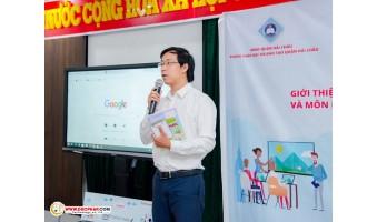 Cung Cấp Và Lắp Đặt Màn Hình Tương Tác Thông Minh ViewSonic Cho 1 Hội THảo Tại Quận Hải Châu