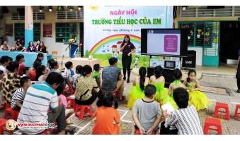 Cung Cấp Và Lắp Đặt Màn Hình Tương Tác Thông Minh ViewSonic Cho 1 Trường Tiểu Học Tại Quận Gò Vấp