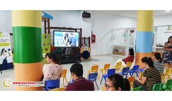 Cung Cấp Và Lắp Đặt Màn Hình Tương Tác Thông Minh ViewSonic Cho 1 Trường Mầm Non Tại Quận Tân Phú TPHCM