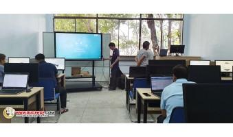 Cung Cấp Và Lắp Đặt Màn Hình Tương Tác Thông Minh ViewSonic Cho 1 Trường Quốc Tế Tại Quy Nhơn