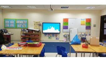 Cung Cấp Và Lắp Đặt Màn Hình Tương Tác Thông Minh ViewSonic Cho 1 Trường Quốc Tế Tại Quận Đống Đa - Hà Nội