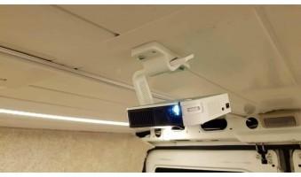 Những Điều Cần Biết Khi Lắp Máy Chiếu Led ViewSonic M1 Mini Plus Trên Trần